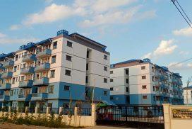 Mya Nandar civil-servant housing units to become available next month