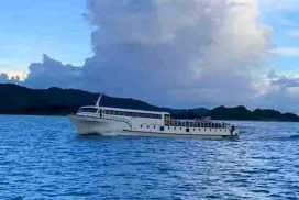 Shwe Pyi Tan express water vessels suspended because ofweather condition