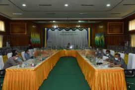Secretariat of COVID-19 Control and Emergency Response Committee holds coordination meeting