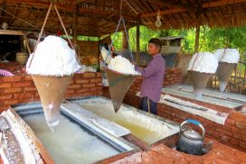 Mon state salt farming businesses see greater potentials during tough times