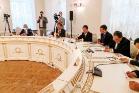 Myanmar delegation visits Kazan city, meets Russian officials