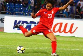 Two ASEAN women footballers to join Japanese Women's League
