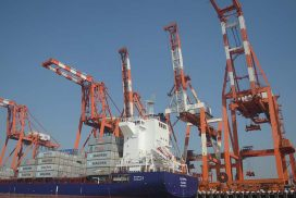 Maritime trade drops by $4.77 bln as of 4 June