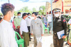Pann Khin project implemented in Meiktila, NyaungU and Yamethin