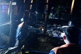 Terrorists set school on fire in Sagaing Region