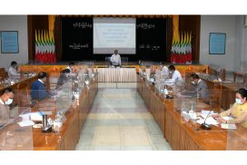 Working Committee to address impact of COVID-19 on country's economy meets