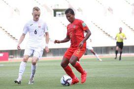 Kyrgyzstan crash Myanmar 8-1 in World Cup Qualifiers in Japan