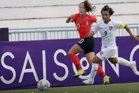Myanmar to compete in U-20 Women's Asian Cup qualifiers