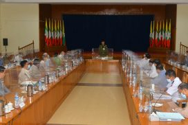 Ethnic affairs, public management and services committee holds meeting (9/2021)