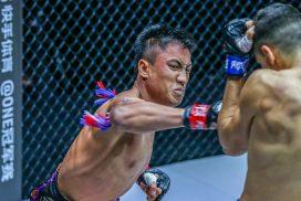 ONE Full Blast II: Mongkolpetch beat Elias via majority decision