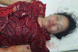 Woman shot dead in Kayin State