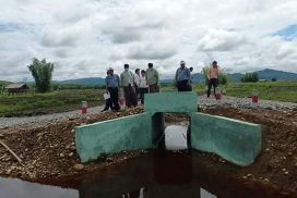 Village roads, bridges construction completed in Putao Township