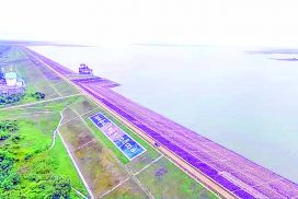 60,000-acre monsoon paddy more to be planted in Thaphanseik dam-irrigated area this year