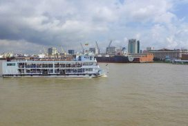 Yangon (Pansodan-Dala) ferry route to increase for convenience of commuters