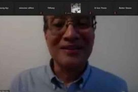 Medical expert U Zaw Wai Soe illegally appointed as minister by himself raises anxieties among people living in peace via online intimidating speech