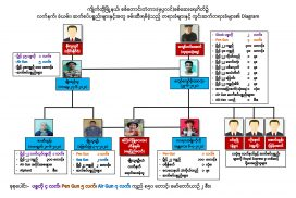 Tatmadaw gives healthcare to the public in different regions, states
