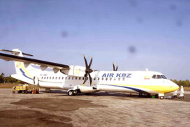 MAI, Air KBZ suspend some domestic flights until July