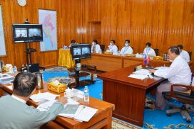 Myanmar, Laos hold coordination meeting on electricity, energy cooperation