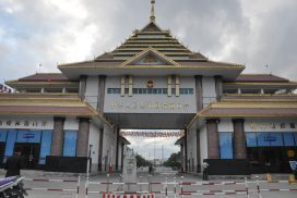 Myanmar-China border trade halts amid Coronavirus outbreak