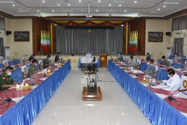 Coordination Meeting for Covid-19 Disease Prevention, Control held