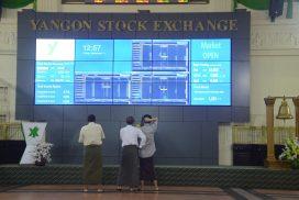 Stock trading volume on YSX slightly rises in June