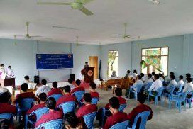 Graduation Ceremony held for Teacher Training Course on Drug Addicts Rehabilitation (1/2021)