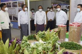 Myanmar celebrates 99th International Day of Cooperatives in Nay Pyi Taw