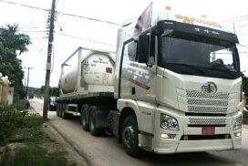 Over 18 tonnes of liquid oxygen to be delivered to Yangon General Hospital