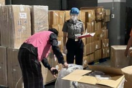 Customs Department gives permit for anti-COVID-19 supplies on 22 July
