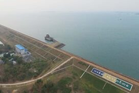 Thaphan Seik Dam not affected amidst closest earthquake epicentre