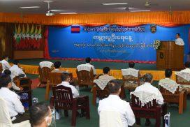 Myanmar celebrates World Population Day in Nay Pyi Taw