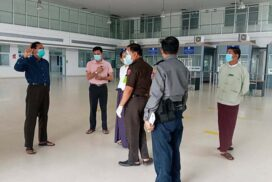 Readmission of Myanmar migrant workers from Thailand through Myawady resumes