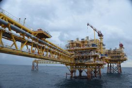 Natural gas export tops US$1.32 bln in seven months from Oct to Apr