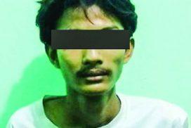 Terrorist assassin arrested with pistol in Dagon Myothit (East)