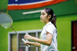 Thet Htar Thuzar qualified for badminton event of Tokyo Olympic