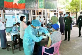 Vaccinations to be conducted in eight townships in Nay Pyi Taw