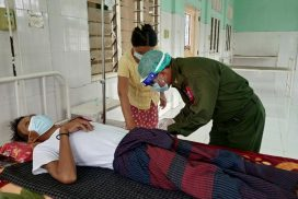 Tatmadaw continues providing medical services to locals