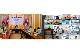 Myanmar hosts 16th ASEAN Working Group on Forest Management meeting