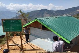 Seventy per cent of rural water supply projects completed in Leshi Township