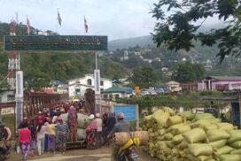 Bilateral border value between Myanmar-India hit $ 193 mln