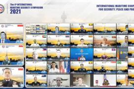 Indonesia hosts 4th International Maritime Security Symposium (2021)