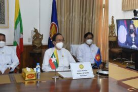 MoH Minister attends opening ceremony of US centre for disease control and preventions southeast Asia regional office