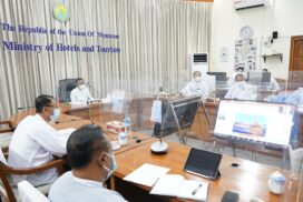Enchanting Myanmar health and safety protocol website launches