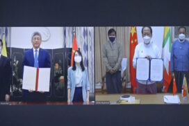 China donates oxygen concentrators to Myanmar  to help fight COVID-19