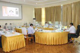 Mya Sein Yaung village project benefit more than eight million people
