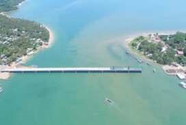 Gwachaung Bridge project completed 87%