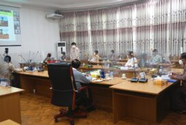 Central Committee on Management of Vacant, Fallow and Virgin Lands holds 2nd coordination meeting