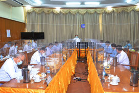 MoEE, MoI discuss natural gas and electricity supply required for factories' resumption