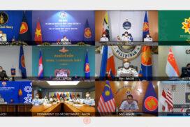 15th ASEAN Navy Chiefs' Meeting held online