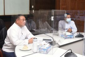 Current political progress, policy matters clarified to heads of Myanmar missions to foreign countries